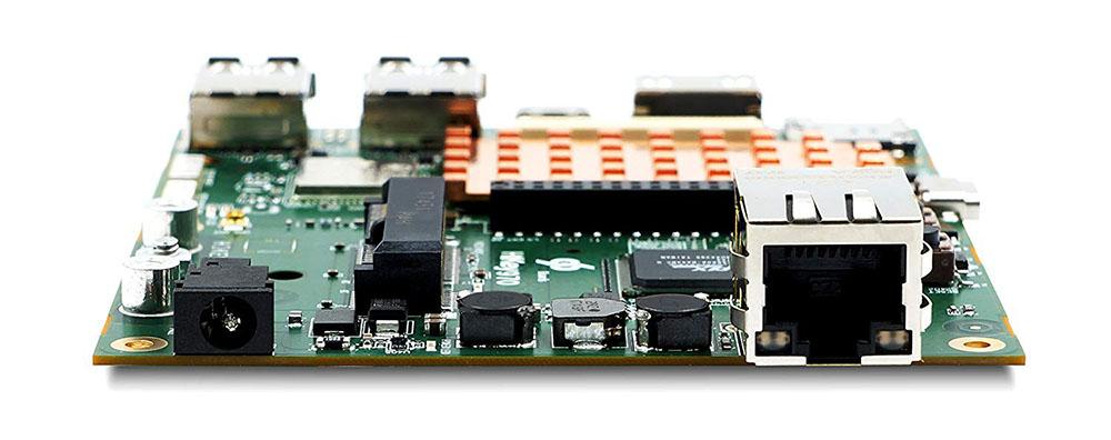 HiKey 970 - вид справа